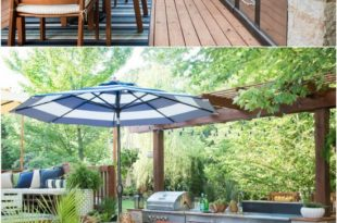 15 Amazing DIY Outdoor Kitchen Plans You Can Build On A Budget - DIY