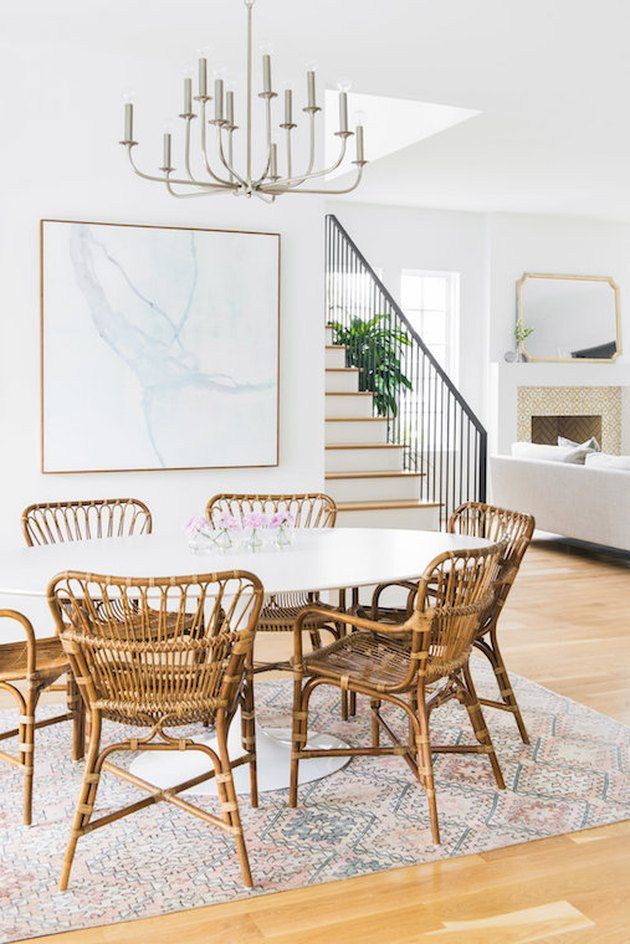 10 Modern Dining Room Ideas With a Farmhouse Twist | Hunker