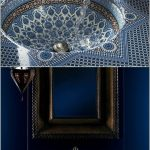 15 Amazing Sink Designs for Your Bathroom and Kitchen | Moroccan Bathroom Inspiration | Moroc...