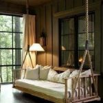 15 Screened In Porch Ideas with Stunning Design Concept,  #Concept #Design #Furniturecheapcou...