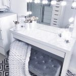 20 Best Makeup Vanities & Cases for Stylish Bedroom - https://pickndecor.com/interior
