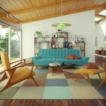 25 Midcentury Living Room Design Ideas - Decoration Love