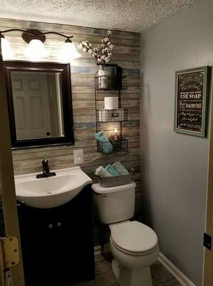 30+ Amazing Cottage Bathroom Design Ideas