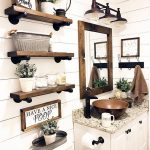 39 Best Rustic Bathroom Ideas: Popular Decor + Cute Designs (2019 Guide)