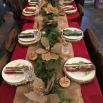 60 Amazing Christmas Table Dining Room Decor Ideas