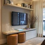 80 Good Small Living Room Decor for Apartment Ideas - Home Fashions