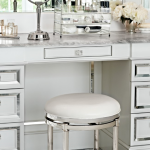 Bailey Vanity Stool - pickndecor.com/design