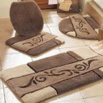 Charming Bathroom Rug Sets 32 For Home Decoration Ideas Designing with Bathroom ...