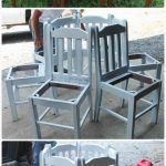 DIY cold coffee chair tree savings bank instructions - Outdoor Furniture Ideas