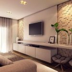 Decorated TV rooms: 115 projects for decoration -  Decorated TV rooms: 115 proje...