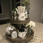How to Decorate a 3 Tier Tray - Photos