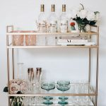 Literally Just 29 of the Prettiest Bar Carts We've Ever Seen