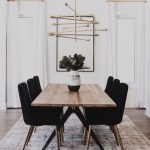 Shop The Look: Orange Is The New Black Dining Room