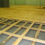 Sprung Wood Floors For Dance