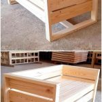 The last 50 wood recycling pallet furniture projects # Wooden furniture # Furnit...