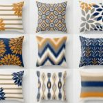 Throw Pillow Covers, Cushion Cover, Decorative Pillow Cover, Home Decor (M27) Decorative Pillows Decorative Pillows