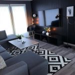 Use color scheme w/current furniture floor & wall colors   Brown couch brown f