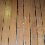 info on how you shouldn't sand original 100 yr old wood floors and other options...