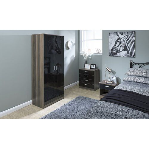 17 Stories Wilhelmine 3 Piece Bedroom Set | Wayfair.co.uk