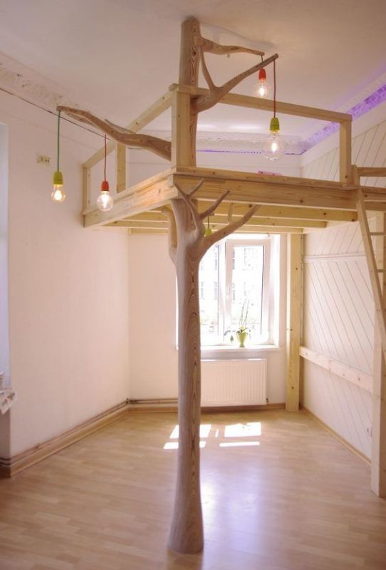 25 DIY Loft Beds Plans & Ideas That Are as Pretty as They Are Comfy – hangiulkeninmali.com/home