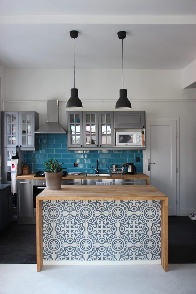 27 Simple Small Kitchen Ideas to Maximize Space [Trick & Tips] – Pandriva