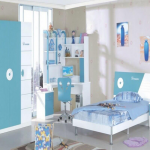 30 Latest Wardrobe Designs For Children's Room With Images - The Architecture De...