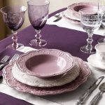 40+ Lavender Dining Room Sets Inspirations for Valentine Day Latest Fashion Trends for Women sumcoco.com