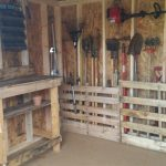 40 Rustic Pallet Wall Design Ideas That Inspire You