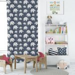 Bobo Italian Denim Kids Curtains - TeepeeJoy.com
