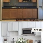 Easy Weekend Project: DIY Painted Cabinets - The Everygirl
