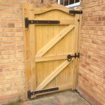 Garden gates and side gates - handcrafted in the UK to any width or height using...