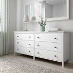 KOPPANG 6-drawer dresser - white - IKEA