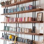 Love this Tribeca Bookcase -  hand made from reclaimed hardwood lumber, finished...