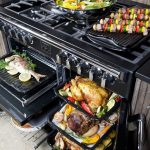 The MASSIVE capacity of the Belling multi-cavity electric oven is enough to cook...