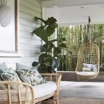 natural-rattan-swing - Home Decoration