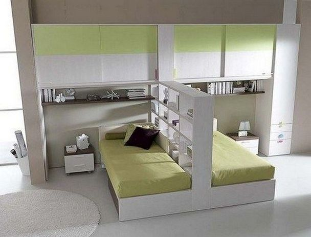 💘 55 Model Bedroom Furniture Design Ideas For Small Functional Spaces 39