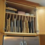 10 Amazing and Easy Storage ideas For Your Kitchen Love this idea. These kinds o...
