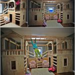 10 Cool DIY Bunk Bed Ideas for Kids: how to be the coolest parent ever, though o...