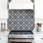 11 Kitchen Tile Backsplash Ideas for White Cabinets – That Aren't White - Pinpon