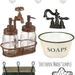 14 Farmhouse Bathroom Finds on Amazon! - Southern Made Simple