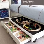15 Clever Ways to Curb Kids' Clutter - pickndecor.com/furniture