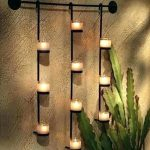 Extra Large Wall Sconces For Candles - TopDekoration.com