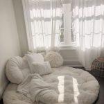 reading nook, reading corners; living room decors; bedroom decors; comfortable c...