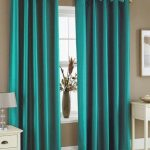 CONTEMPORARY STYLE FAUX SILK & SILVER EYELET RING TOP LINED CURTAINS