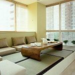 47 Relaxing Japanese Style Living Room Decoration Ideas - decoomo.com