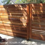 Nice Horizontal Wood Fence Design Los Angeles Wood Fences Privacy Screening Beautiful Fencing | Ivchic Home Design