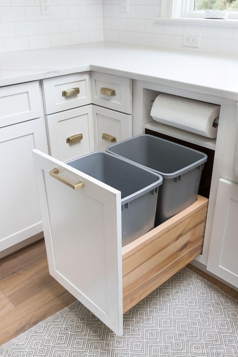 33+ Creative Kitchen Cabinet Ideas Trend in 2019 – Sooziq.com