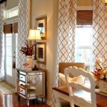 91 Awesome Modern Farmhouse Curtains for Living Room Decorating Ideas