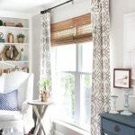 91 Awesome Modern Farmhouse Curtains for Living Room Decorating Ideas - pickndecor.com/design