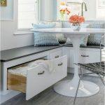25 Exquisite Corner Breakfast Nook Ideas in Various Styles